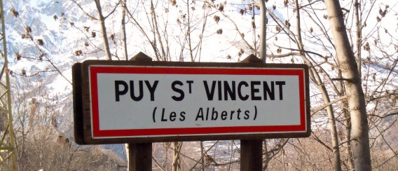 Puy St. Vincent in Fournel